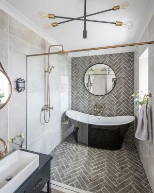 Awesome Master Bathroom Remodel Ideas On A Budget 16