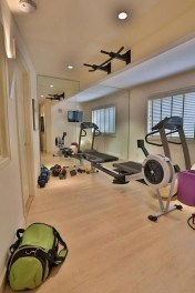 Cheap Home Gym Decorating Ideas For Small Space 26