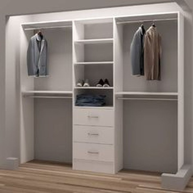 Minimalist Bedroom Design Storage Organization Ideas 55