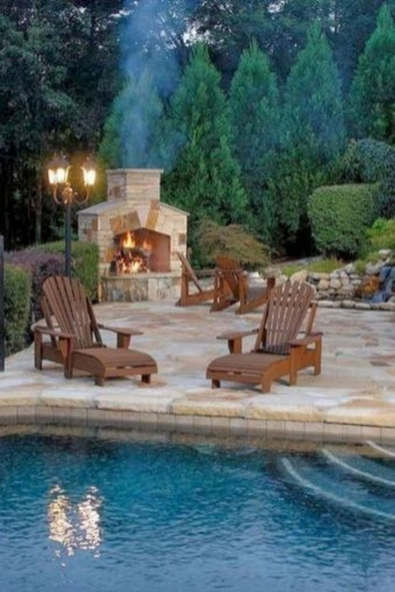 Nice Pool House Decorating Ideas On A Budget 24