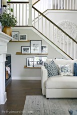 Perfect Living Room Staircase Design Ideas 02