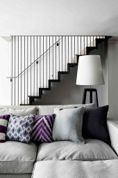 Perfect Living Room Staircase Design Ideas 30