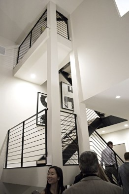 Perfect Living Room Staircase Design Ideas 33