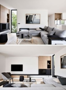 Smart Living Room Furniture Design Ideas 56