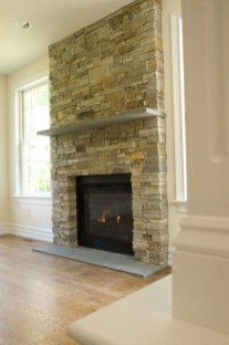 Beautiful Stone Veneer Wall Design Ideas 03