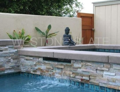 Beautiful Stone Veneer Wall Design Ideas 14