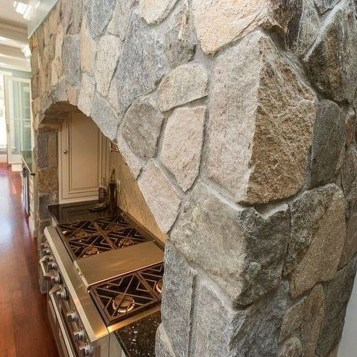 Beautiful Stone Veneer Wall Design Ideas 23