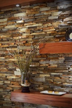 Beautiful Stone Veneer Wall Design Ideas 48