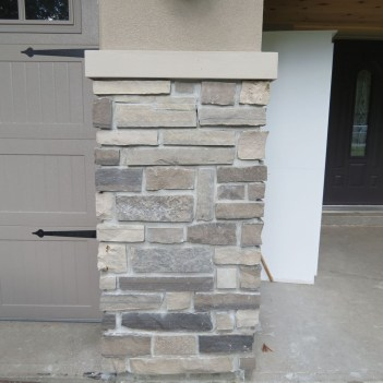 Beautiful Stone Veneer Wall Design Ideas 53