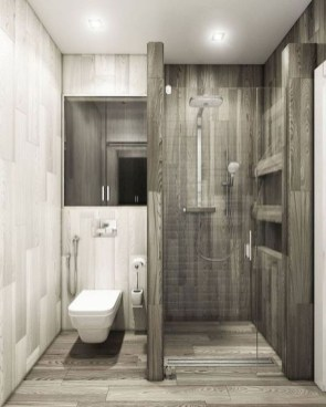Best Small Bathroom Decoration Ideas 24