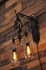 Cool Diy Industrial Pipe Lamps Ideas 12