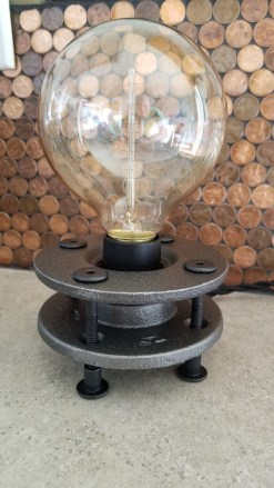 Cool Diy Industrial Pipe Lamps Ideas 42