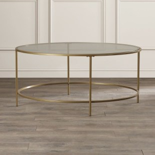 Marvelous Glass Coffee Tables Ideas For Living Room 06