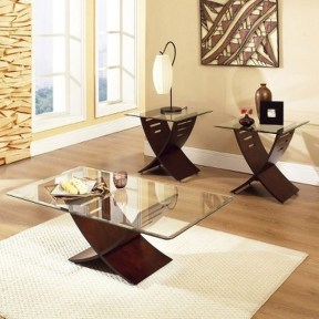 Marvelous Glass Coffee Tables Ideas For Living Room 30