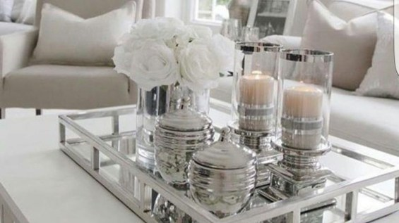 Marvelous Glass Coffee Tables Ideas For Living Room 40