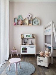 Pretty Scandinavian Kids Rooms Designs Ideas 14
