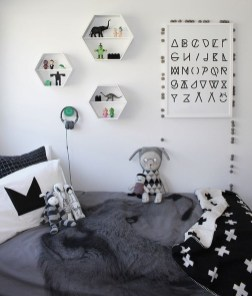 Pretty Scandinavian Kids Rooms Designs Ideas 20