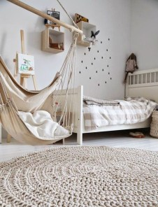 Pretty Scandinavian Kids Rooms Designs Ideas 24