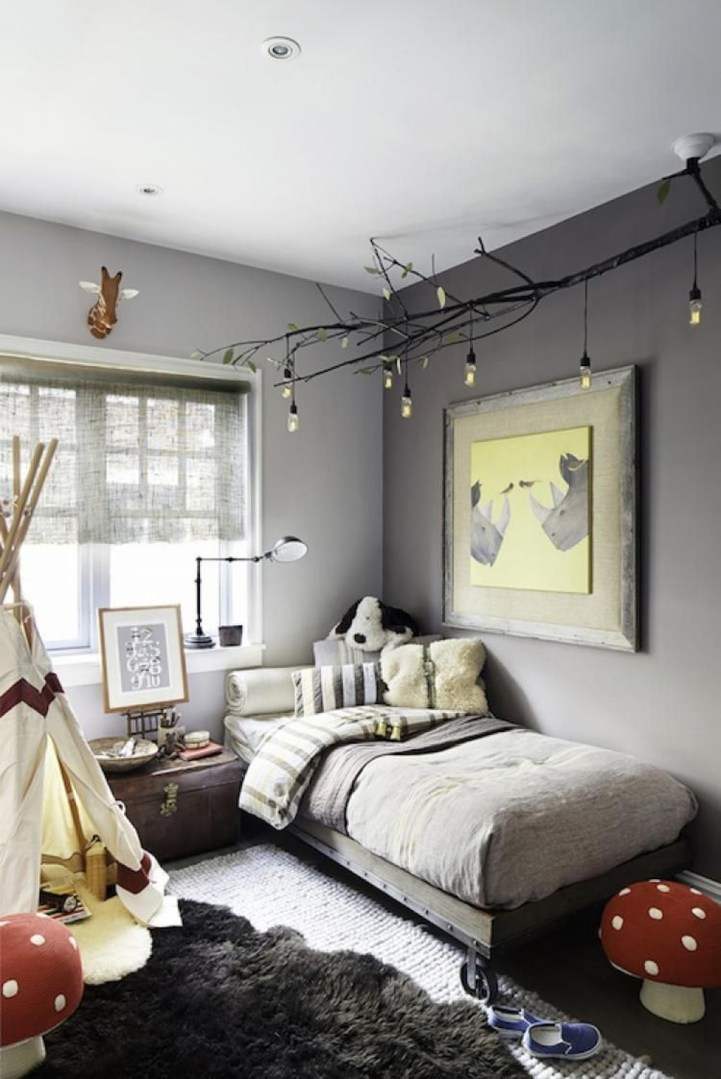 Pretty Scandinavian Kids Rooms Designs Ideas 27