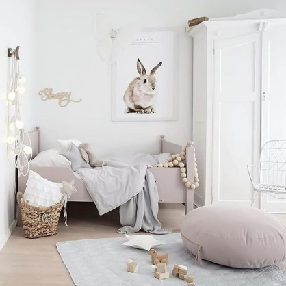 Pretty Scandinavian Kids Rooms Designs Ideas 28