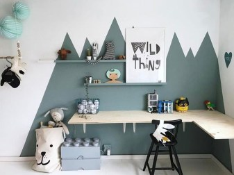 Pretty Scandinavian Kids Rooms Designs Ideas 29