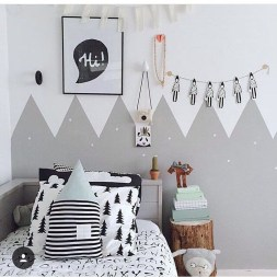 Pretty Scandinavian Kids Rooms Designs Ideas 31