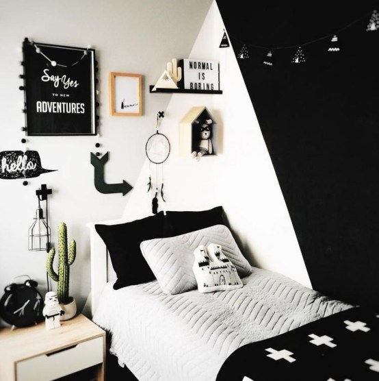 Pretty Scandinavian Kids Rooms Designs Ideas 41