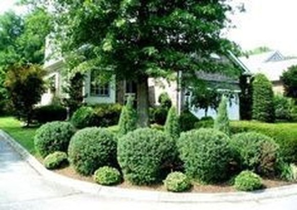 Stunning Front Yard Courtyard Landscaping Ideas 06