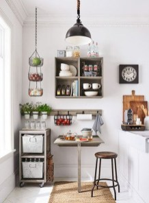 Stunning Small Kitchen Design Ideas For Home 30