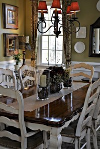 Stylish French Country Kitchen Decor Ideas 39