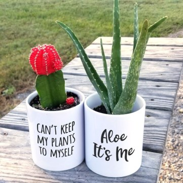 Unique Diy Small Planters Ideas 47