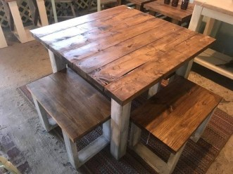 Adorable Farmhouse Tables Ideas For House 04