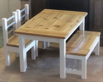 Adorable Farmhouse Tables Ideas For House 14