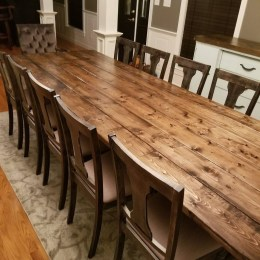 Adorable Farmhouse Tables Ideas For House 52