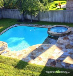 Amazing Natural Small Pools Design Ideas For Backyard 10
