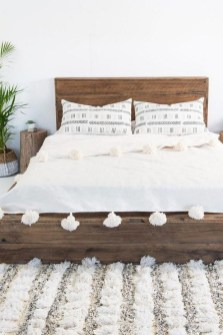 Best Wooden Platform Designs Ideas For Bed 20