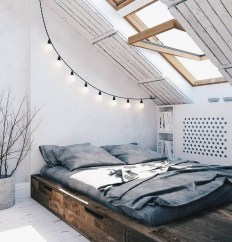 Best Wooden Platform Designs Ideas For Bed 38
