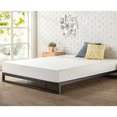 Best Wooden Platform Designs Ideas For Bed 49
