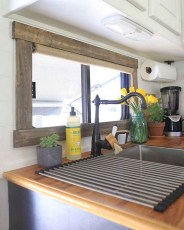 Elegant Rv Camper Organization And Storage Ideas For Travel Trailers 40