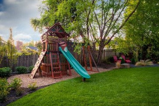 Awesome Frontyard Garden Design Ideas For Kids Playground Playground 07