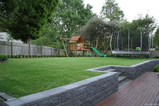 Awesome Frontyard Garden Design Ideas For Kids Playground Playground 27