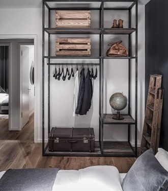 Beautiful Concept Of A Wardrobe Ideas For Bedroom 38