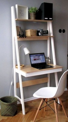 Lovely Small Home Office Ideas 17