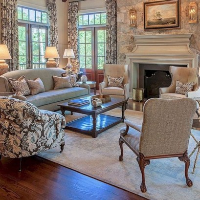 Wonderful Family Room Design Ideas That Comfortable 33