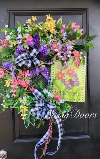 Beautiful Summer Wreath Design Ideas To Try Asap 01