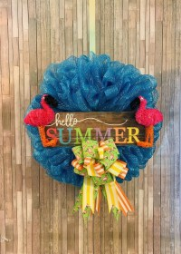 Beautiful Summer Wreath Design Ideas To Try Asap 31