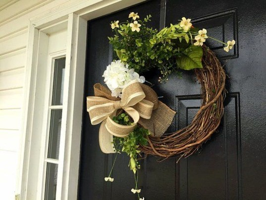 Beautiful Summer Wreath Design Ideas To Try Asap 34