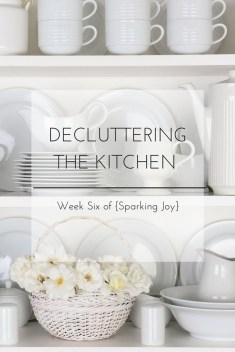 Best Ideas To Declutter Kitchen With The Konmari Method 07