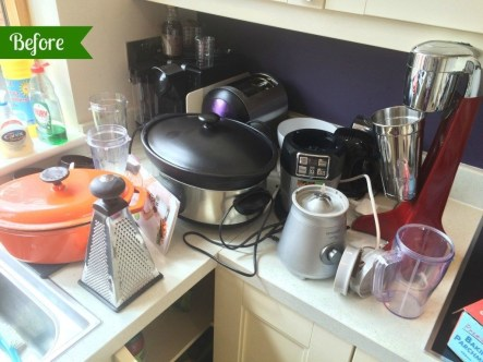 Best Ideas To Declutter Kitchen With The Konmari Method 26