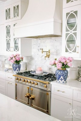 Cool Colorful Kitchen Decor Ideas For Summer 24